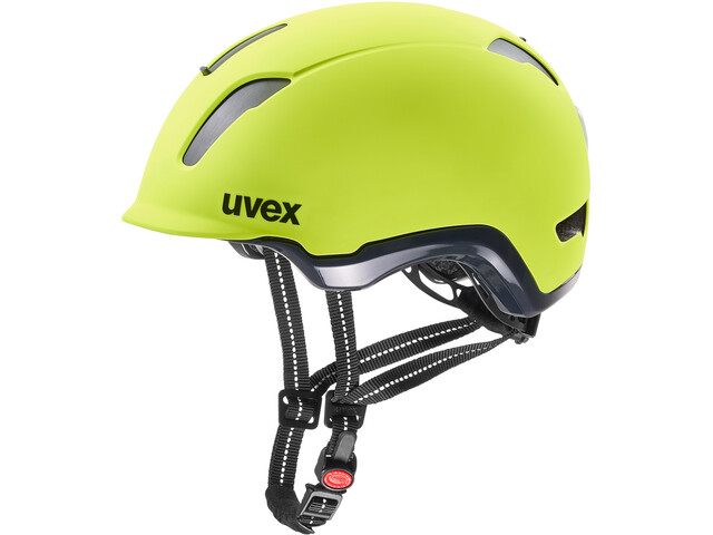 UVEX City 9 Casco, neon yellow
